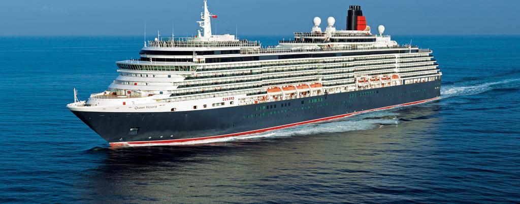 Cunard Queen Victoria_