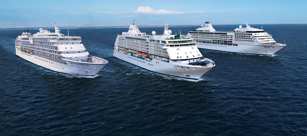 Regent Seven Seas ships